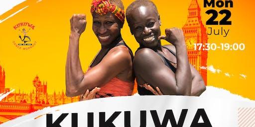 London KUKUWA African Dance Workshop with Coach Cass & Kukuwa