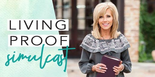 Living Proof Simulcast 2019 - Beth Moore