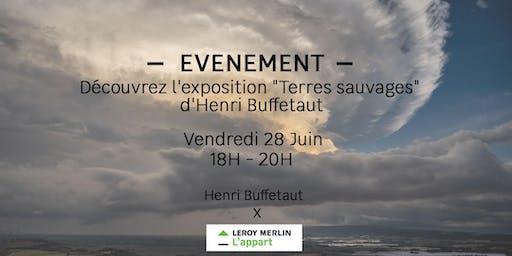 """Découvrez l'exposition """"Terres sauvages"""" d'Henri Buffetaut"""