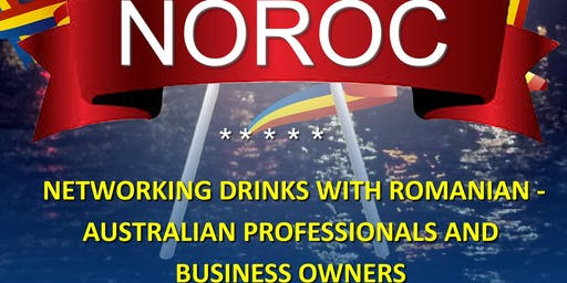 Noroc: Romanian-Australian Networking Drinks