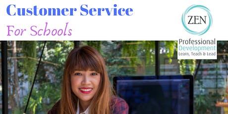 Customer Service Training for Schoolstickets