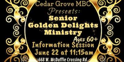 Senior Golden Delights Ministry
