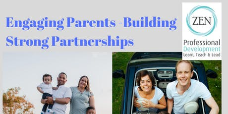 Engaging Parents - Building Strong Relationships														tickets