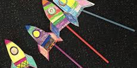 Space Chase Craft (Rockets) - Higham Hill Library tickets