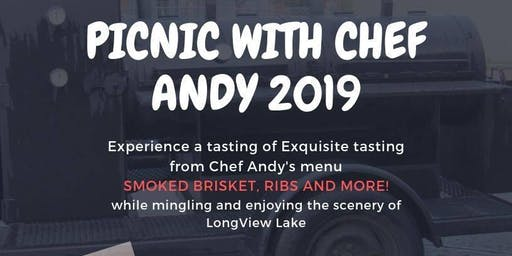 2nd Annual Food Tasting: Picnic with Chef Andy