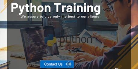 Python Training in Gurgaon (Paid Training) tickets