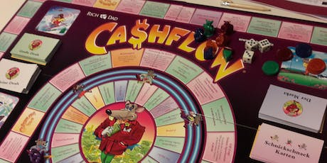 Cashflow 101 Spielerunde Hamburg CITY 30.07.2019 Tickets