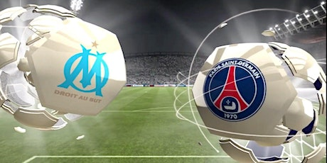 2020 Le Classique Marseille vs PSG New Orleans Watch Party billets