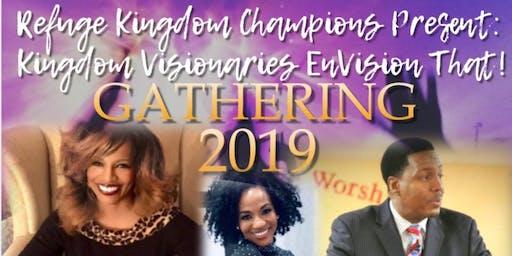 Refuge Kingdom Champions Present: EnVISION THAT! Gathering