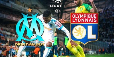 Choc des Olympiques Lyon vs Marseille New Orleans Watch Party