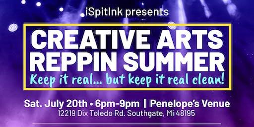 Creative Arts Reppin Summer