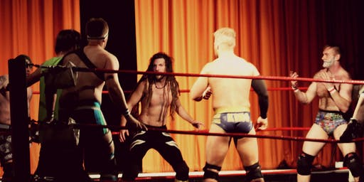 Live Wrestling in New Milton!
