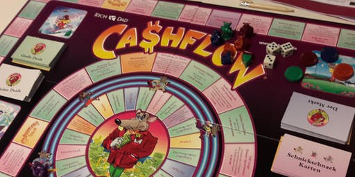 Cashflow 101 Spielerunde Hamburg CITY 27.08.2019