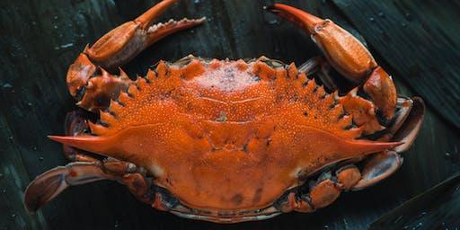 """""""Ladies Love Crabs"""" Crab Feast"""