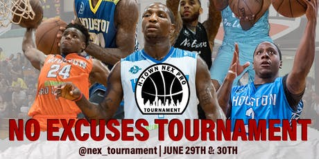 2ND ANNUAL NO EXCUSES CASH BASKETBALL TOURNAMENT tickets