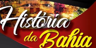 Curso História da Bahia - 80 horas - Vespertino