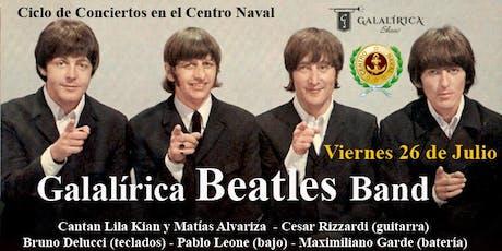Galalírica Beatles Band (Galalírica Show) entradas