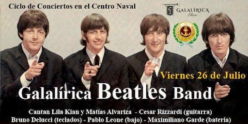 Galalírica Beatles Band (Galalírica Show)