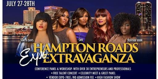 The Hampton Roads Expo Extravaganza