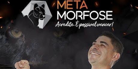 [SÃO PAULO/SP] Treinamento - METAmorfose - 2º Edição 21 de Setembro bilhetes