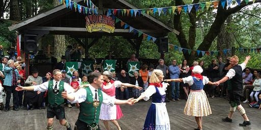 Sommerfest at the Tourist Club [Muir Woods][Ticket required]