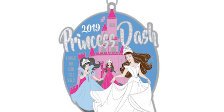 2019 Princess Dash 1 Mile, 5K, 10K, 13.1, 26.2 - Salt Lake City tickets