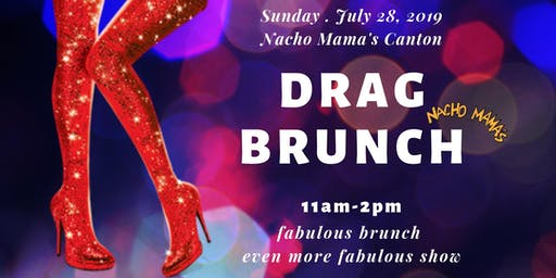 Nacho Mama's Drag Brunch