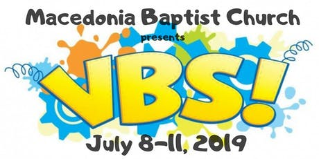 2019 Macedonia VBS Camp Experience tickets