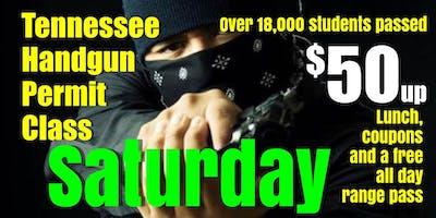 Saturday July-Aug-Sept HANDGUN PERMIT CLASS $50up w/Pizza & Free Range Pass