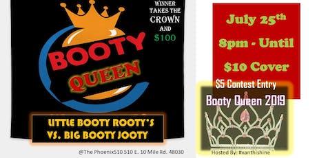 Mz. Booty Queen 2019 tickets