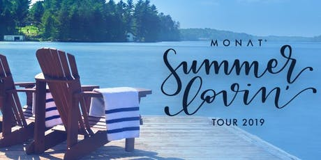 MEET MONAT SUMMER LOVIN' TOUR tickets