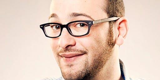 Josh Gondelman, Cipha Sounds - NO DRINK MINIMUM comedy