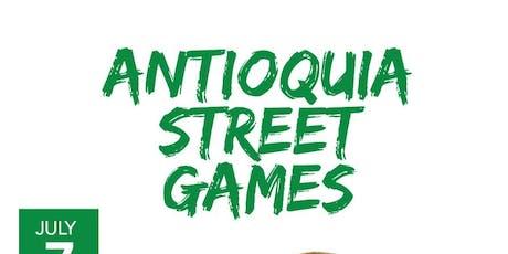 Antioquia Street Games tickets