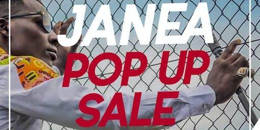 JANEA POP UP SALE