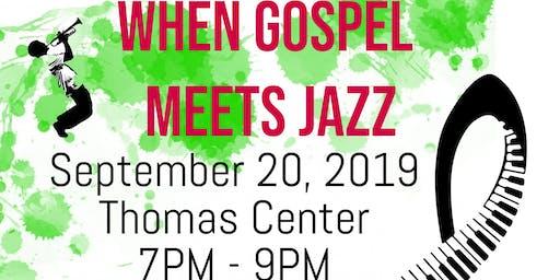 Gospel Meets Jazz - Love Never Felt So Good
