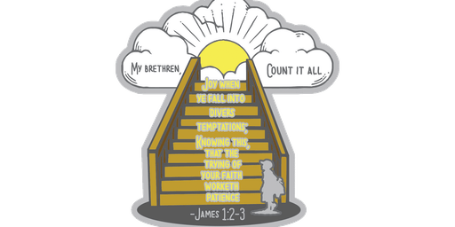 2019 Faith Worketh Patience 1 Mile, 5K, 10K, 13.1, 26.2 - St. Louis