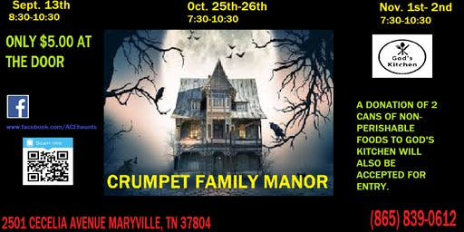 CRUMPET FAMILY MANOR