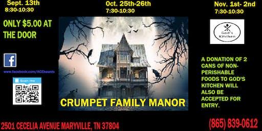 CRUMPET FAMILY MANOR