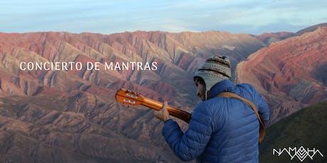 Concierto de Mantras con Namaha en Salta entradas