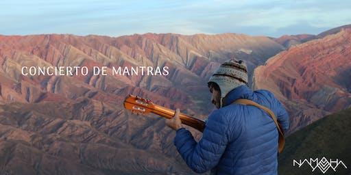 Concierto de Mantras con Namaha en Salta