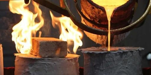 A VISIT TO THE FLORENTINE BRONZE CASTING FOUNDRY!