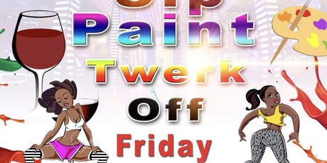 Sip Paint Twerk Party tickets
