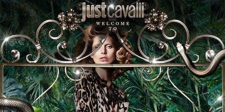 Just Cavalli Milano-LISTA CUGINI +393382724181 | Venerdì 28 Giugno biglietti