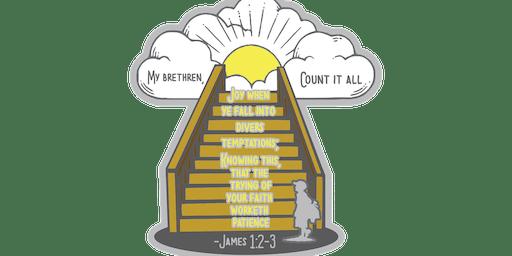 2019 Faith Worketh Patience 1 Mile, 5K, 10K, 13.1, 26.2 - Nashville