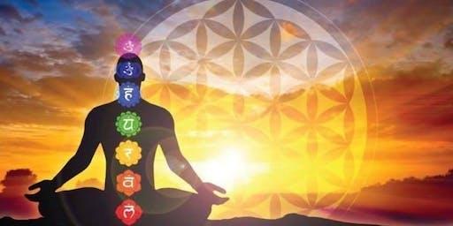 Chakra, Crystal and Essential Oil Workshop & Meditation