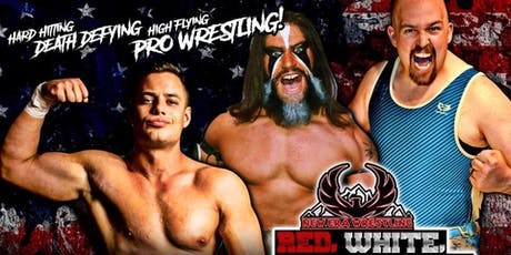 New Era Wrestling Presents: Red White and Bruised tickets