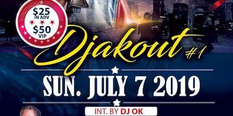 Djakout #1 Live Performance tickets