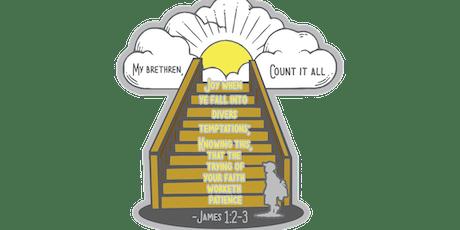 2019 Faith Worketh Patience 1 Mile, 5K, 10K, 13.1, 26.2 - Little Rock tickets