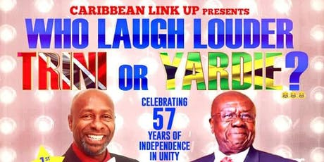 Who laugh louder tickets