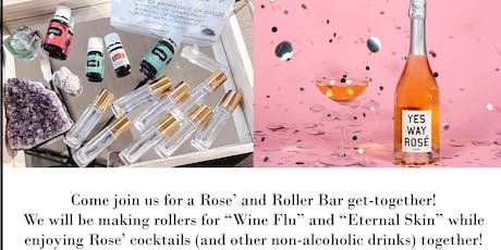 Rose' and Roller Bar tickets